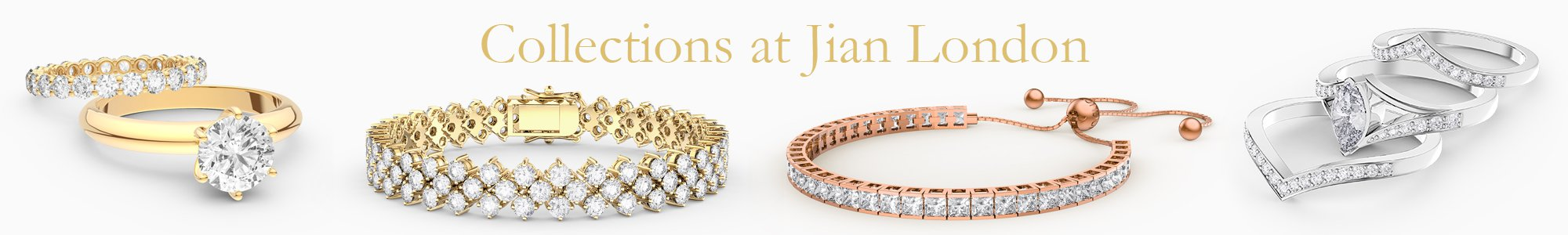 Jewellery for everyone - from precious gemstones to Diamonds. From Silver to 18ct Gold.